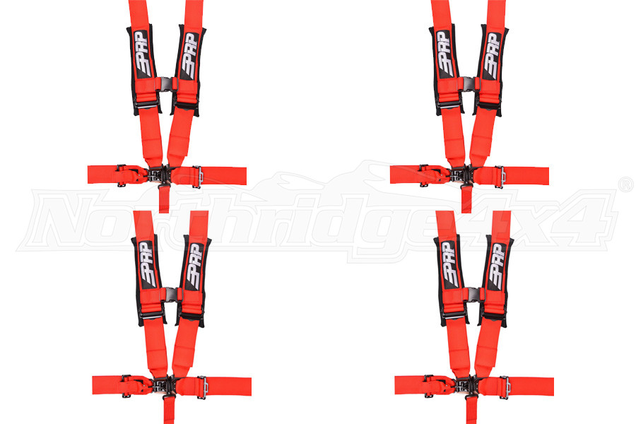 PRP 5 Point Harness Package