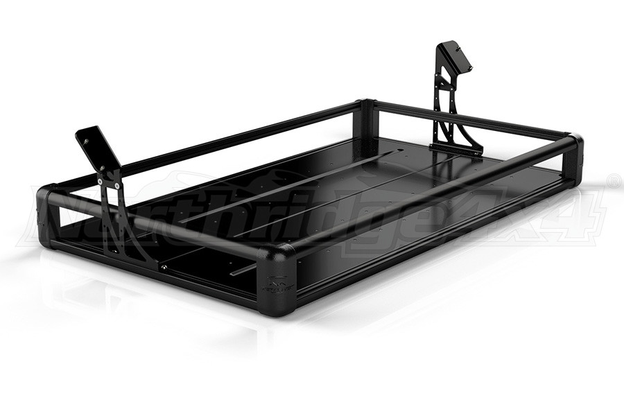 Teraflex JK Rear Utility Cargo Rack - Black (Part Number:4820020)