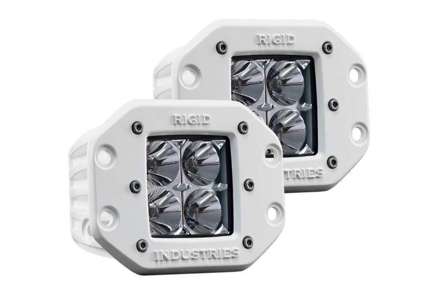 Rigid Industries M-Series Dually Light Bar Flush Mount Flood (Part Number:612113)