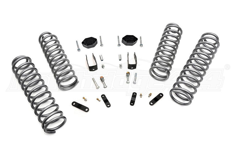 Rough Country 2.5IN Suspension Lift System (Part Number:624)