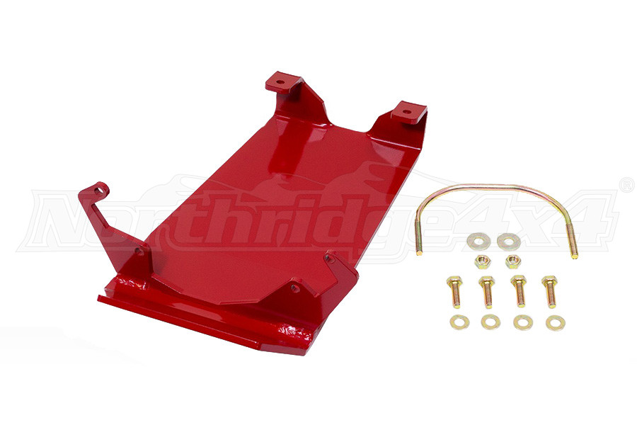 Rancho Performance Rock GEAR Rear Differential Glide Plate - Dana 44 - JK 2010+