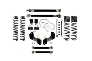 EVO Manufacturing 2.5in Enforcer Overland Lift Kit, Stage 3 (Part Number: )