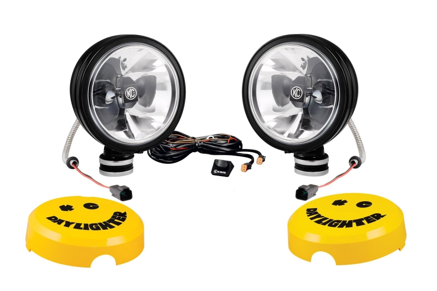 KC Hilites Daylighter LED G6 System, Spot