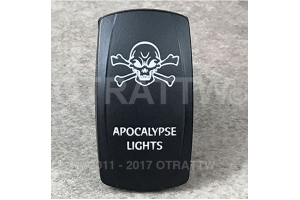 sPOD Apocalypse Light Rocker Switch Cover