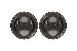 JW Speaker 8700 J Series Headlight, Pair - JK