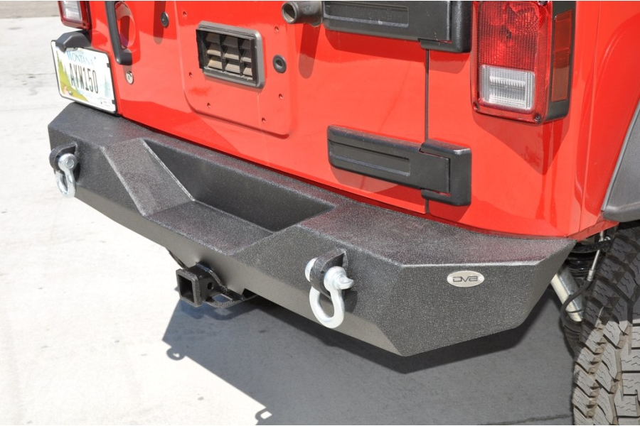 DV8 Offroad RS-4 Mid Width Rear Bumper (Part Number:RBSTTB-04)