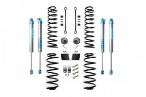 Evo Manufacturing 2.5in Enforcer Stage 1 Lift Kit w/ King 2.0in Shocks - JL Diesel