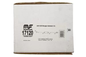 MagnaFlow Off Road Pro Series Cat-Back Exhaust - JK 4dr 2007-11