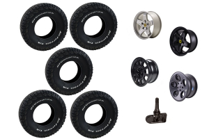 AEV Wheel and BFGoodrich Tire Package JK 2013+ (Part Number: )