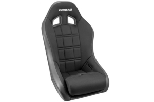 Corbeau Baja XP Black Vinyl / Cloth (Part Number: )