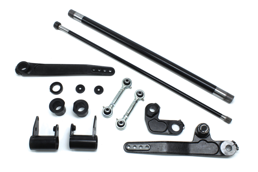 Teraflex Dual Rate S/T Front Swaybar Kit 0-3in Lift (Part Number:1753720)