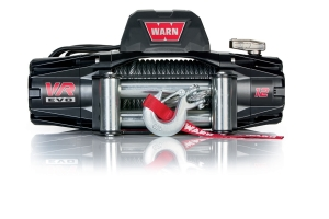 Warn VR EVO12 Winch w/ Steel Cable (Part Number: )