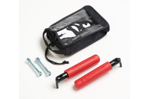 WD Automotive BootBars Red (Part Number: )