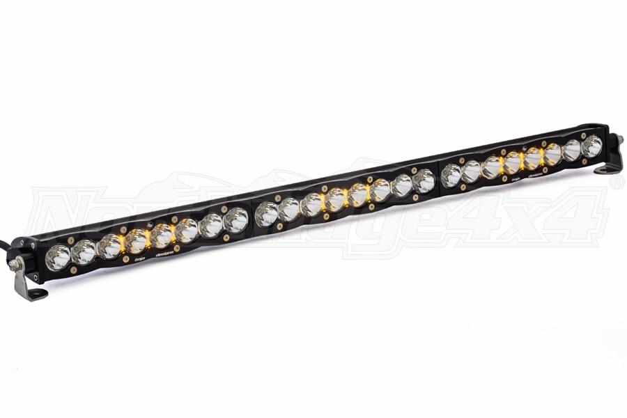 Baja Designs S8 30in Spot Light Bar, White