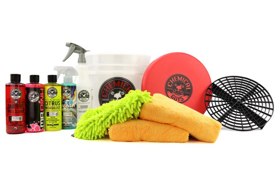 Chemical Guys Best Car Wash Bucket Kit
