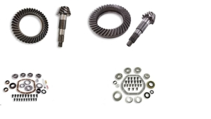 Non Rubicon DANA 30/44 Gear Package and Master Overhaul Kits