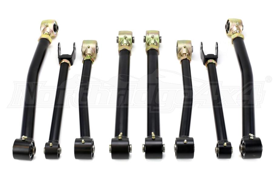 RockJock Adjustable Control Arms - JK