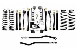 EVO Manufacturing 3.5in Enforcer Lift Kit, Stage 4 - PLUS - JL