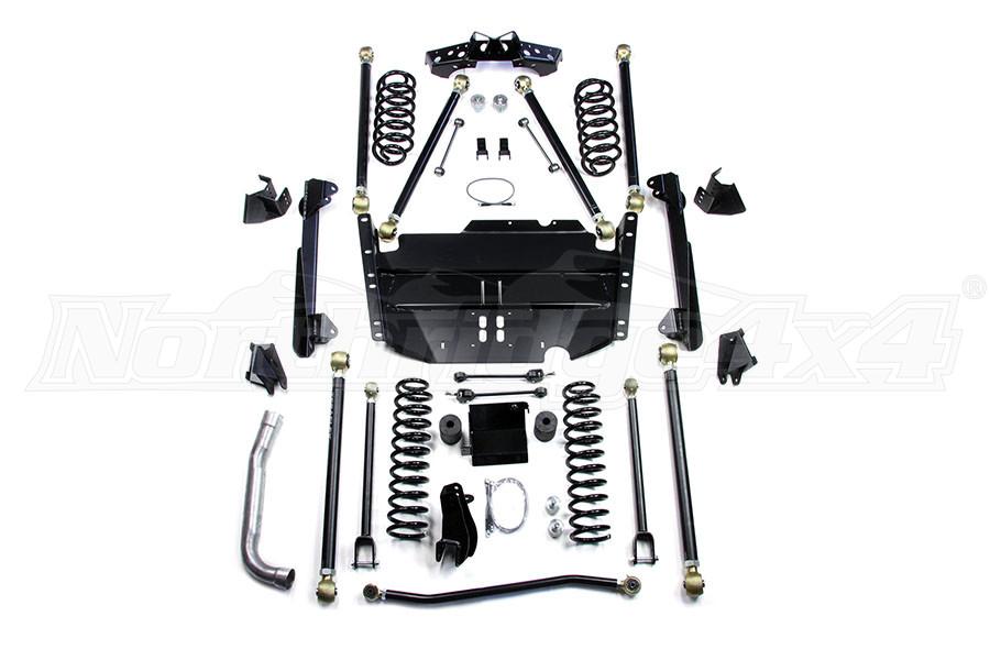 Teraflex 5in Pro LCG Long Flexarm Lift Kit W/Shocks (Part Number:1449575)