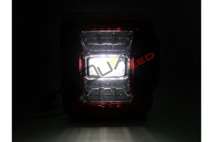Quake LED Redout Tail Lights - JL