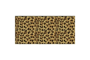 Under The Sun Inserts Leopard Print Grill Insert (Part Number: )