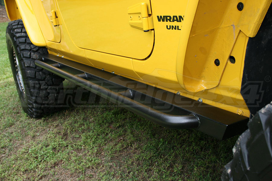 Body Armor Rockcrawler Side Bars (Part Number:JK-4122)
