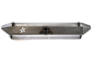Crawler Conceptz Skinny Series Rear Bumper w/Hitch and Tabs Bare ( Part Number: SB-RB-001)