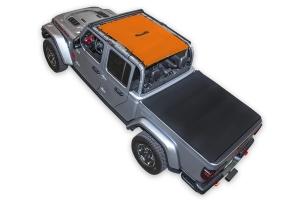 SpiderWebShade JT4D Shade Top - Orange - JT