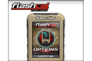 Superchips Flashcal F5 Programmer (Part Number: )