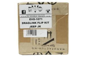 EVO Manufacturing Drag Link Flip Kit - JK