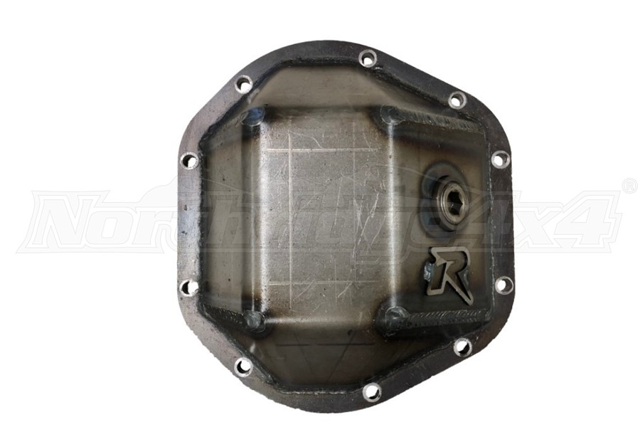 Revolution Dana 44 Differential Cover, Bare - JK/TJ Rear/TJ Rubicon 2003-06