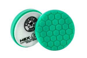 Chemical Guys Green Hex-Logic 5.5in Heavy Polishing Pad