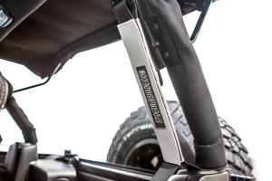 SpiderWebShade Seatbelt Silencers - White - JK 4Dr