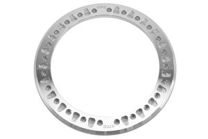 KMC Wheels XD229 Machete Beadlock Satin Black Wheel 17X9 8X6.5 (Part Number: )