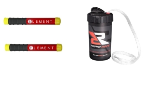 Element Fire Extinguisher and Rapid Rope Package