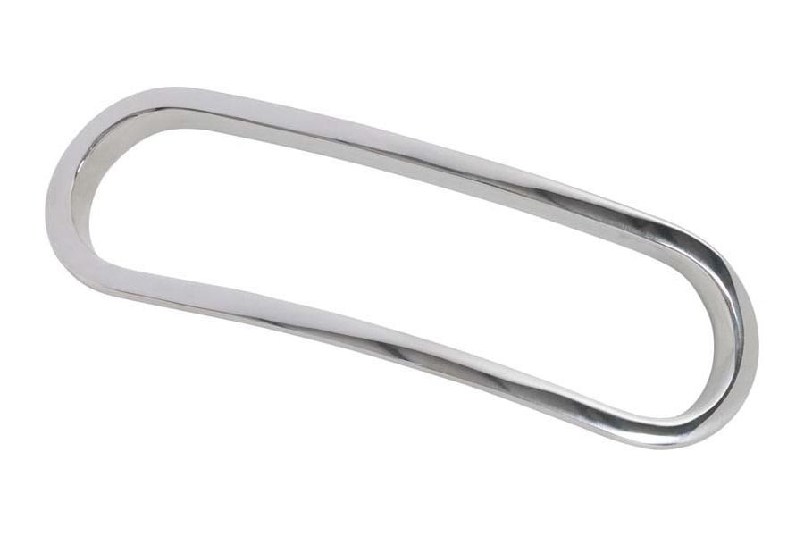 Kentrol Parking Brake Bezel - Polished Silver  - JK 2007-10