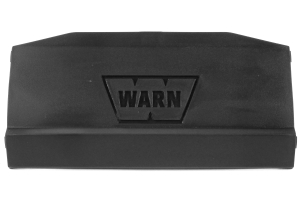 Warn Zeon Winch Rope Cover Black ( Part Number: 89775)