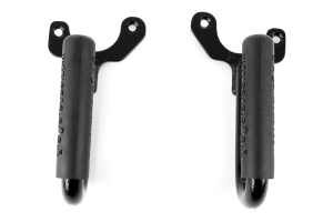 WD Automotive Grab Bars Front Black - LJ/TJ