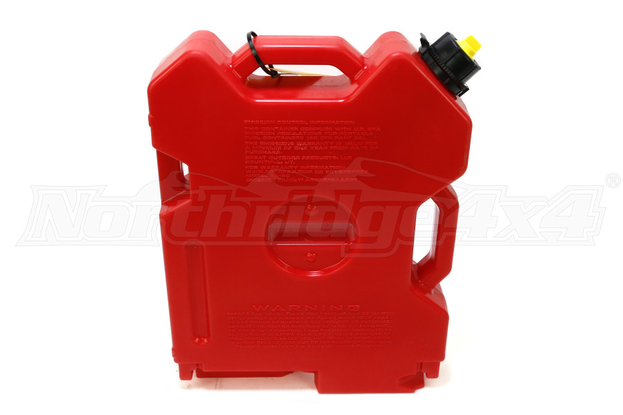 Roto Pax 2 Gallon Gas Tank (Part Number:RX-2G)