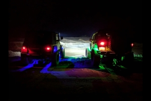 Quake LED Tempest Series 7in RGB Headlights - Quad Lock/Interlock Compatible - JK/TJ