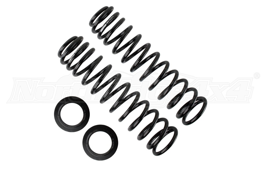 Synergy Manufacturing Front Coil Springs - Pair - JT/JL 2Dr 5in Lift / JL 4DR 4in Lift