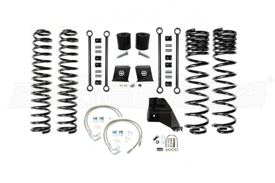 EVO Manufacturing 6.5in Enforcer Stage 1 Lift Kit - JT