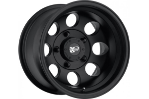 Pro Comp Series 7069 Wheel Flat Black 16x8 5x4.5 (Part Number: )
