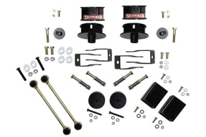 Skyjacker Suspension 3.5 In Lift Dual Rate-Long Travel Lift Kit System W/ Black Max Shocks  - JL Rubicon