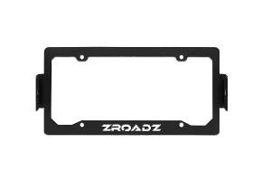 ZROADZ LED License Plate Bracket Mount KIT