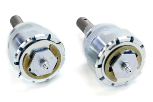 Dynatrac Rebuildable Knurled Ball Joint Kit 2 Upper / 2 Lower - JK/WJ