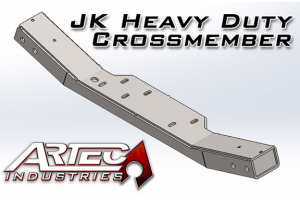 Artec Industries Heavy Duty Crossmember ( Part Number: JK2003)