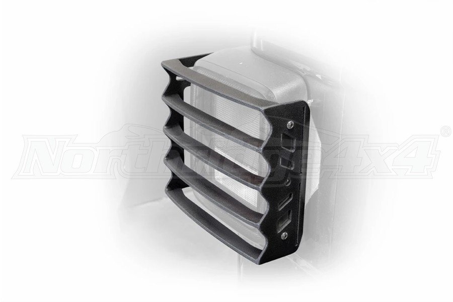 DV8 Offroad Tail Light Guards - JL
