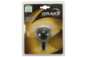 Drake Off Road 4WD Shift Knob Black Finish (Part Number: )