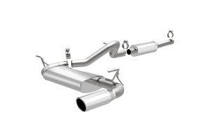 Magnaflow Street Series Cat-Back Exhaust - JK 2dr 2012+